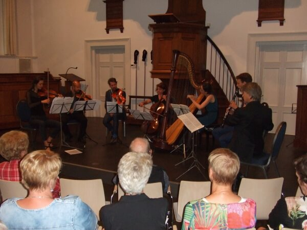 Oneiros Ensemble verrast met subliem Frans programma