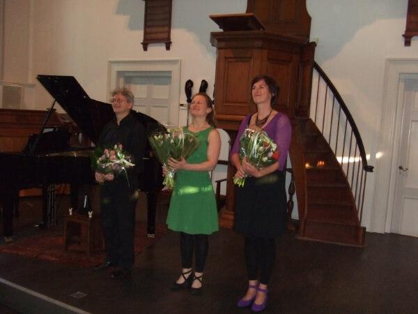 Trio TreSonanz brengt SCAU-publiek verrassend in beweging