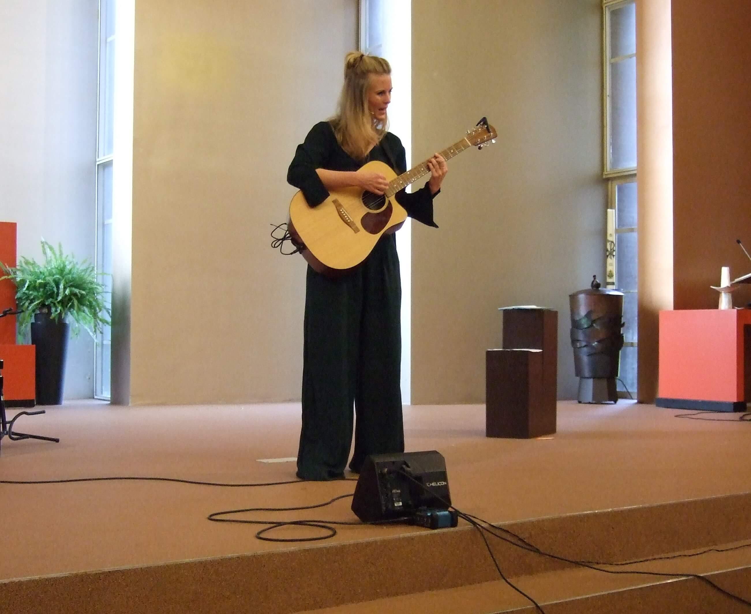 Originele liedjes met Lonneke Dort