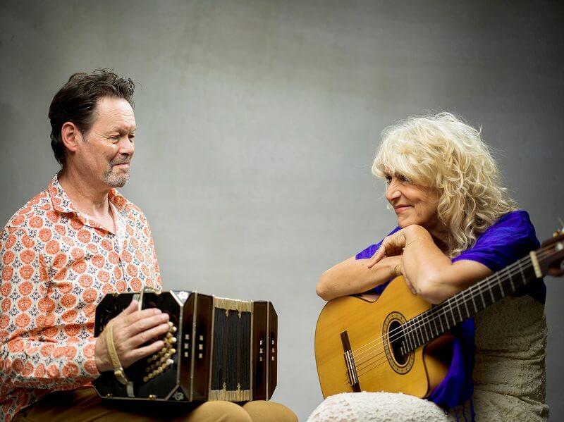 Optreden Carel Kraayenhof en Leoni Jansen op 11 oktober afgelast