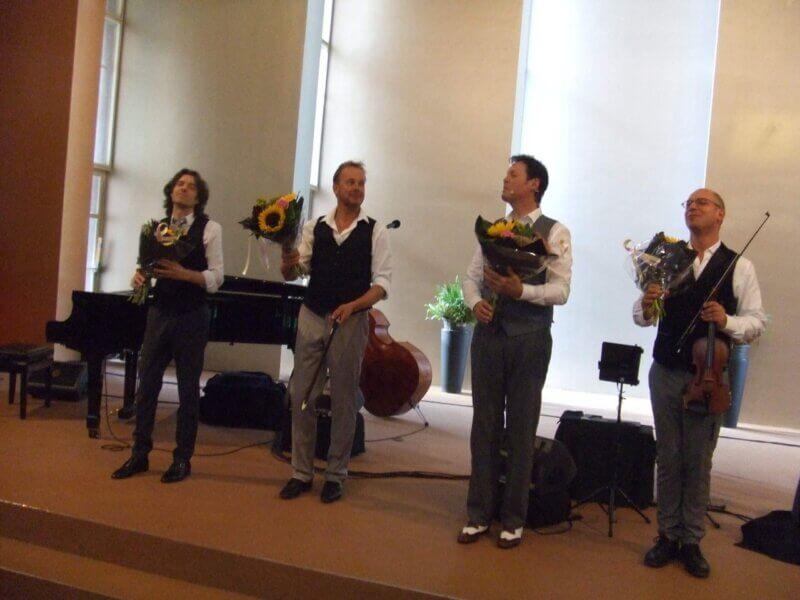 Quartet Carel  Kraayenhof brengt meesterljjke ode aanAstor Piazzolla
