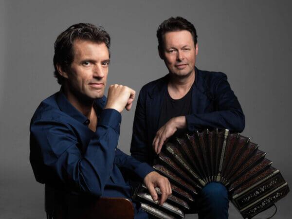 '100 jaar Piazolla' –  Carel Kraayenhof (bandoneon) en Juan Pablo Pobal (piano)